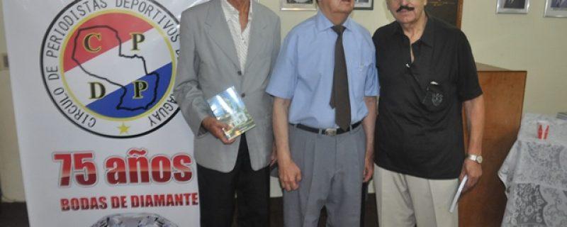 Juan Crichigno deja gran legado de obras al CPDP