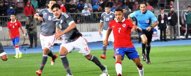 Se abre etapa de acreditaciones para Paraguay-Chile