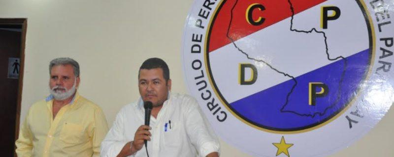 CPDP celebró Día del Periodista