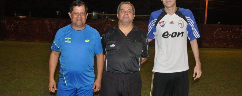Finaliza la Copa Golazo Tropical del CPDP