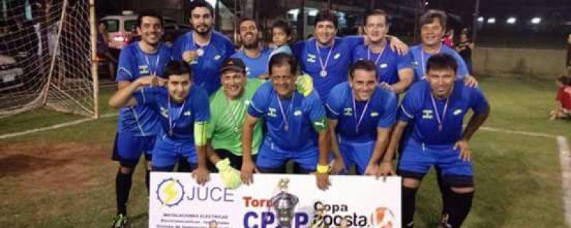 Fútbol & Amigos es el campeón de la Copa Golazo Tropical CPDP