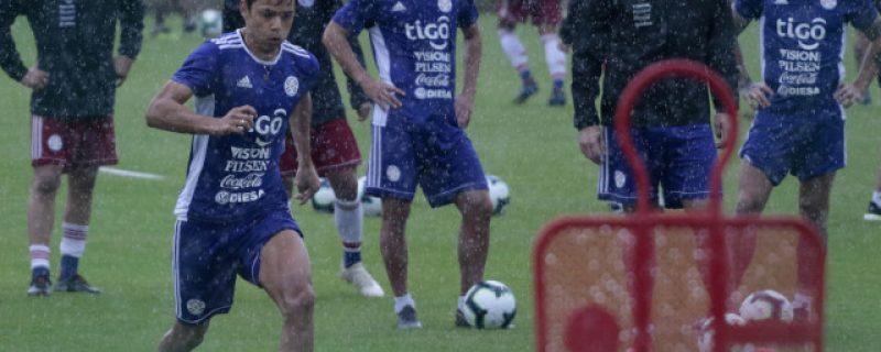 La segunda práctica fue con lluvia
