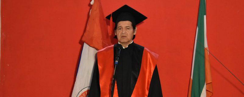 No te pierdas la disertación de Juan Ángel Gómez