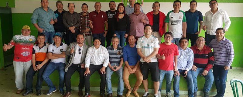 Norma Ramírez es la presidenta de la Filial Alto Paraná