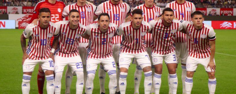 Paraguay perdió frente a Japón