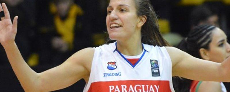 Paola Ferrari: cuando el esfuerzo conduce al éxito, ejemplo para el baloncesto paraguayo del futuro