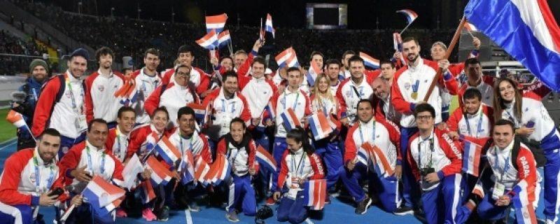 Juegos Odesur 2022 serán en Paraguay