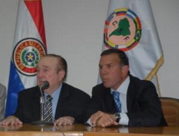 NICOLAS LEOZ Y JUAN A. NAPOUT