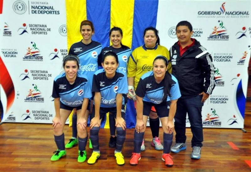 Nueva Era (foto) 2 goles de Lourdes Rodríguez y Alejandra Acuña