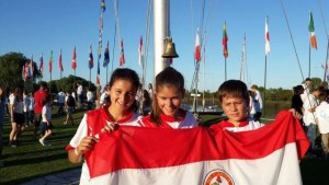 Mundial de Optimist 2014  RED