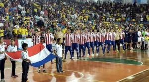PARAGUAY-PERU COPA AMERICA FUTSAL 2015 1