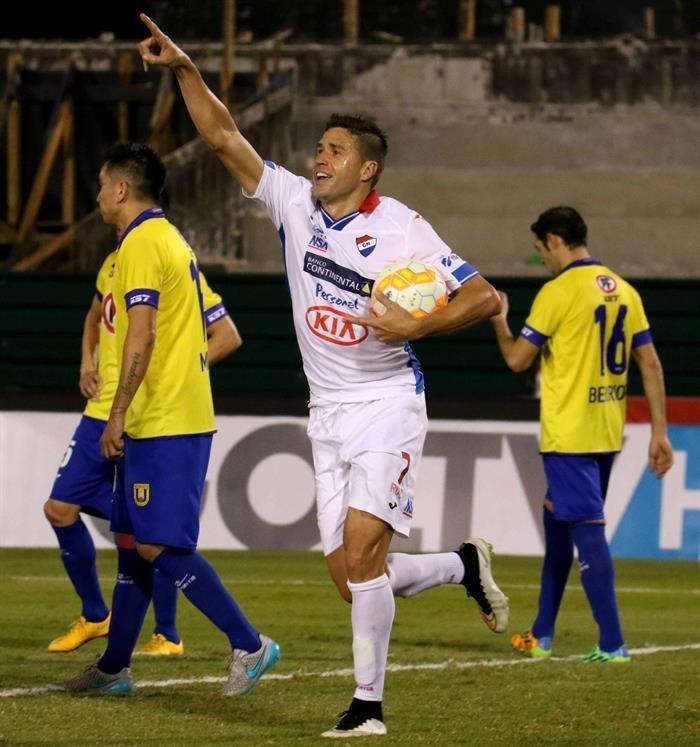 Rodrigo Texeira (foto) está anunciado en el onceno titular. Recordamos que Nacional ganó de local por 2 a 1, con un empate o no debe perder por por 2 goles de diferencia para clasificar a la siguiente fase.