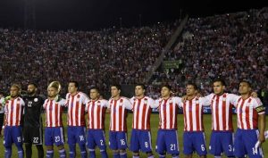 PARAGUAY-CHILE 2