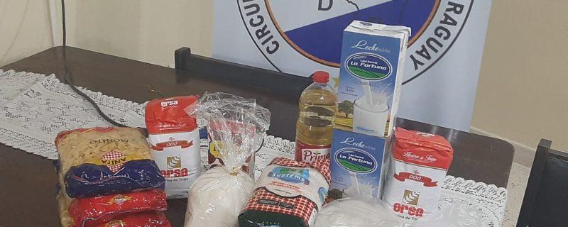 CPDP comunica que colegas registrados pueden retirar kits de alimentos