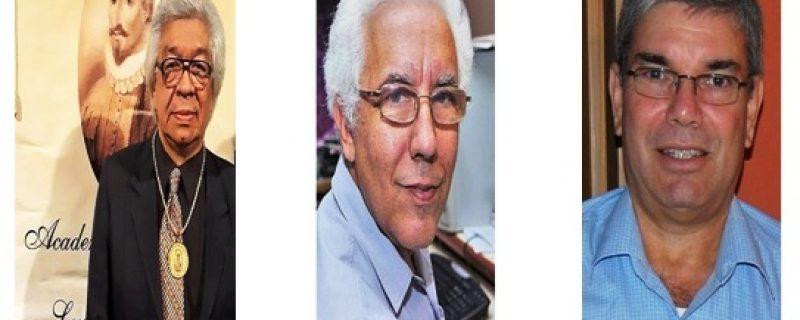 Catedráticos del CPDP lanzan obras literarias