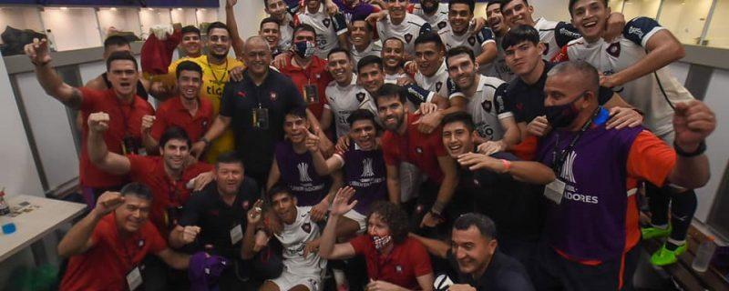 Auspicioso arranque de Cerro en la Libertadores