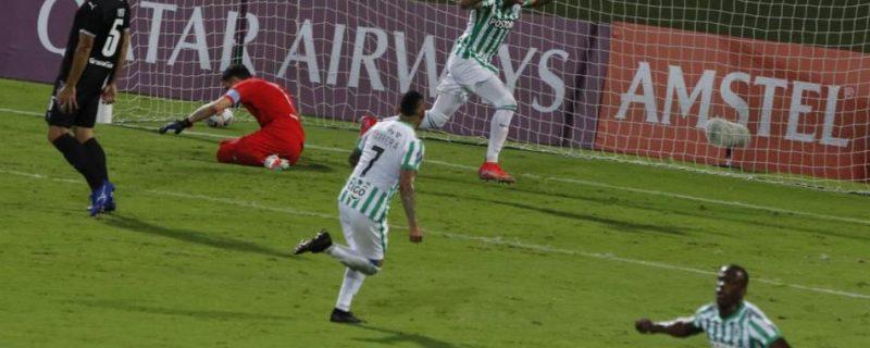 Libertad quedó fuera de la Libertadores
