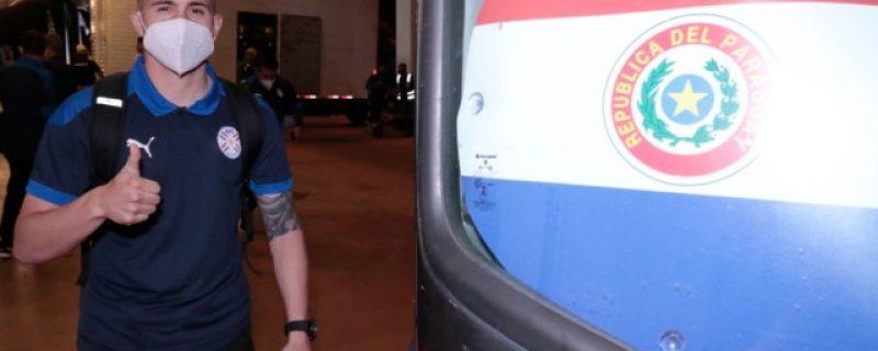 La Selección Paraguaya se instaló en Goiania